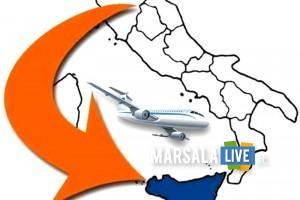 aereo sicilia italia caro prezzi