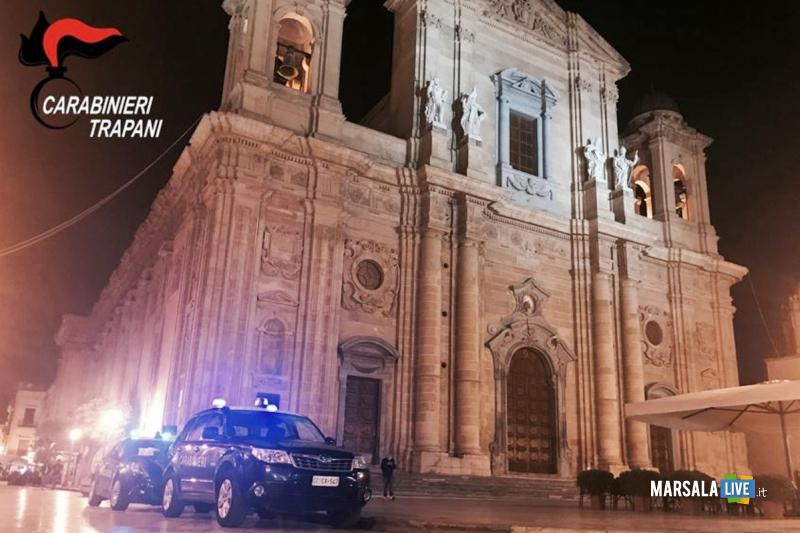carabinieri-marsala, piazza loggia - della repubblica