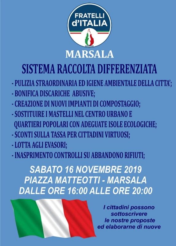 fratelli d_italia marsala 2019