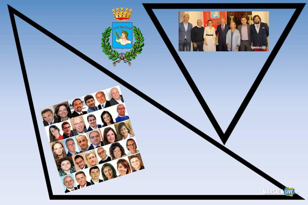 il triangolo marsala