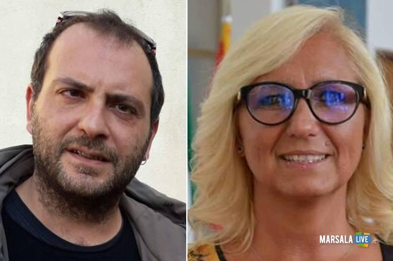 luca facciolo e Marcella Pellegrino - Petrosino