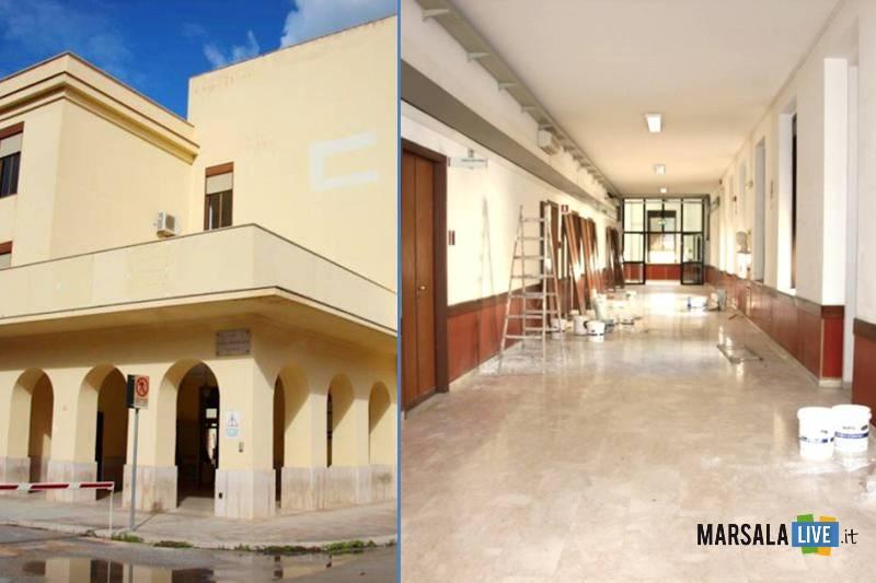 vecchio tribunale marsala, uffici marsala