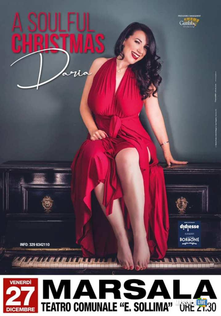 A Soulful Christmas, Daria Biancardi, Marsala Sollima