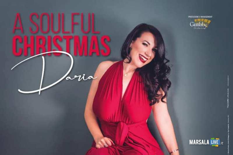 A Soulful Christmas, Daria Biancardi, Marsala