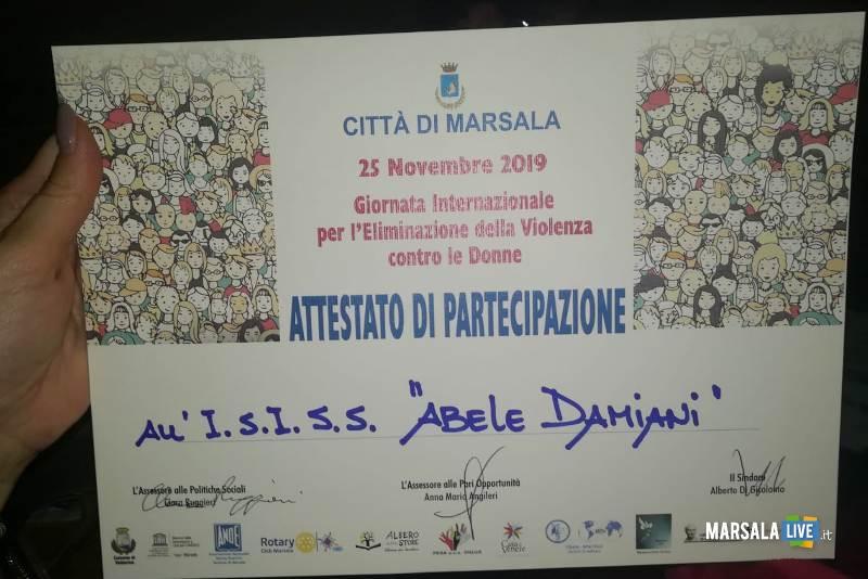 Abele Damiani dMarsala, V Concorso fotografico Rompiamo il silenzio (2)