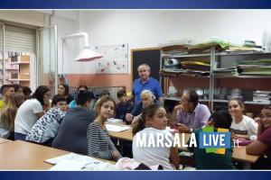 Associazione Filatelica Lilibetana alla Scuola Mazzini, Marsala