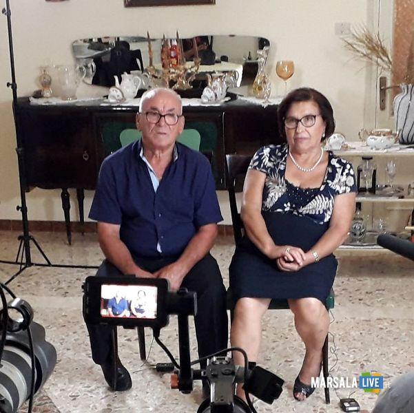 Biagio e Elisabetta su Rai 3, non ho l'età - Petrosino