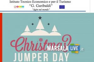 Christmas Jumper Day Itet G.Garibaldi Marsala (1)