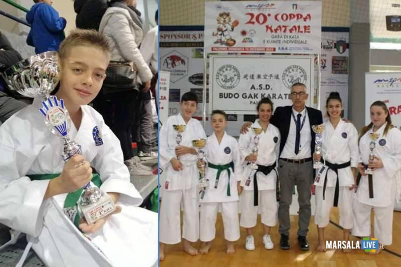 Coppa Natale, Shotokan Karate club Marsala (3)