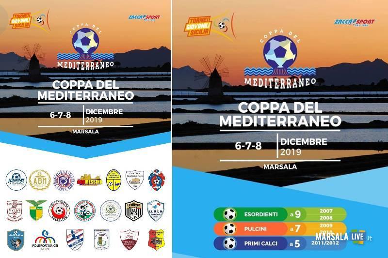 Marsala 3 edizione Coppa del Mediterraneo