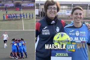 Marsala calcio femminile 2019