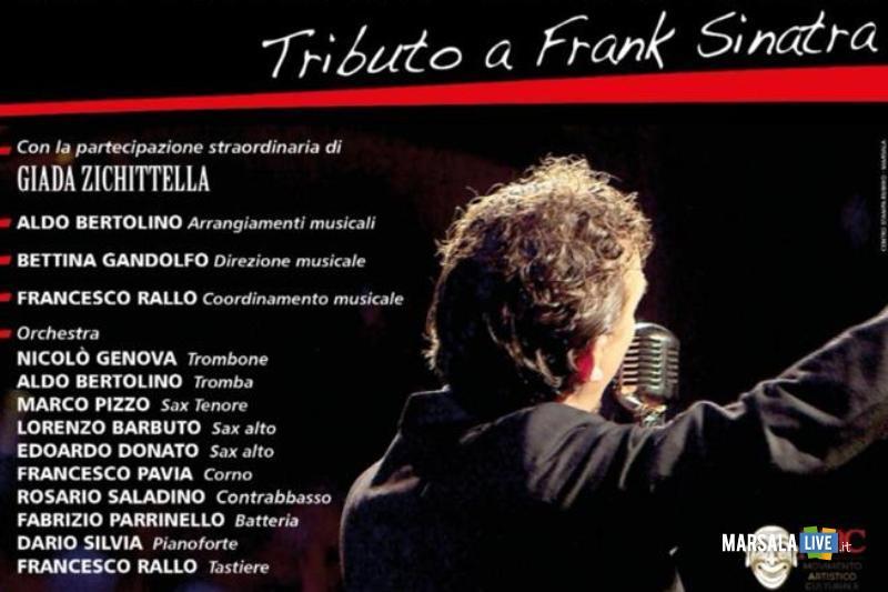 My Way At Christmas, tributo a Frank Sinatra Teatro Impero Marsala (2)