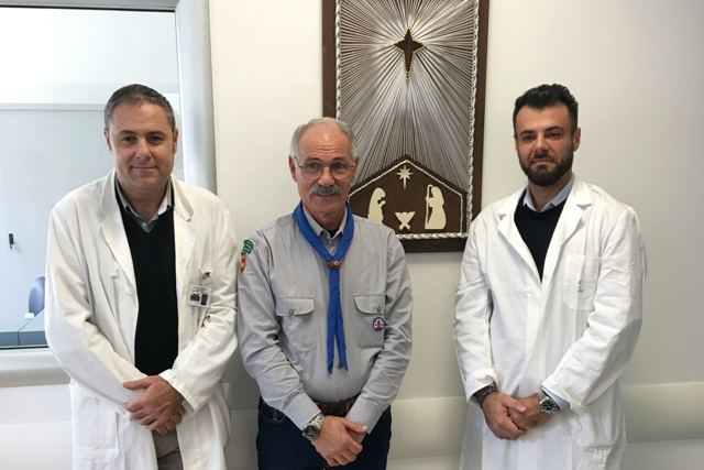 Ospedale Abele Ajello Mazara, opera Gioia e Dolore, reparto radioterapia (2)