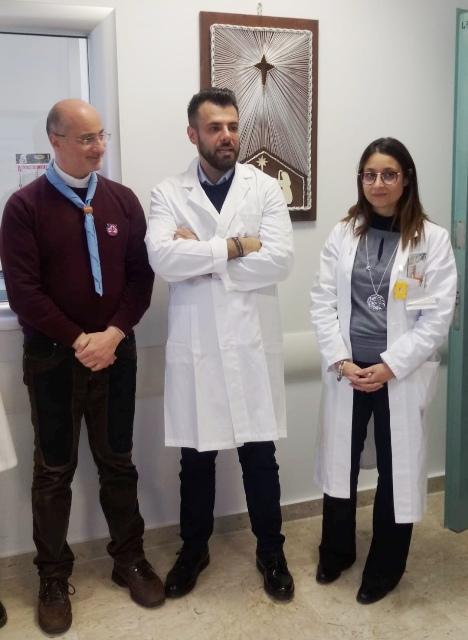 Ospedale Abele Ajello Mazara, opera Gioia e Dolore, reparto radioterapia (6)