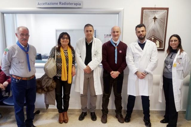 Ospedale Abele Ajello Mazara, opera Gioia e Dolore, reparto radioterapia (7)