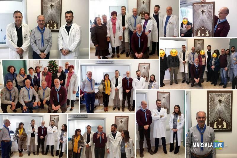 Ospedale Abele Ajello Mazara, opera Gioia e Dolore, reparto radioterapia ml