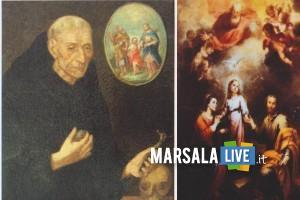 P. Mansueto di S. Francesco, agostiniano scalzo, che è stato a Marsala