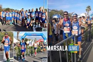 Polisportiva Marsala Doc alla Maratona di Catania