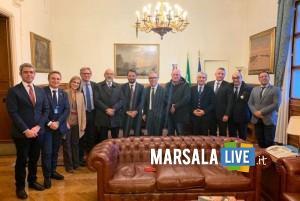 Roma-Coordinamento-sindaci-Belice-con-viceministro-Cancelleri