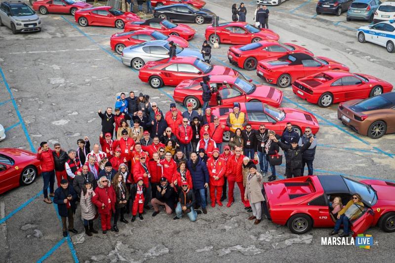 Scuderie Ferrari Club di tutta la Sicilia, trapani (4)