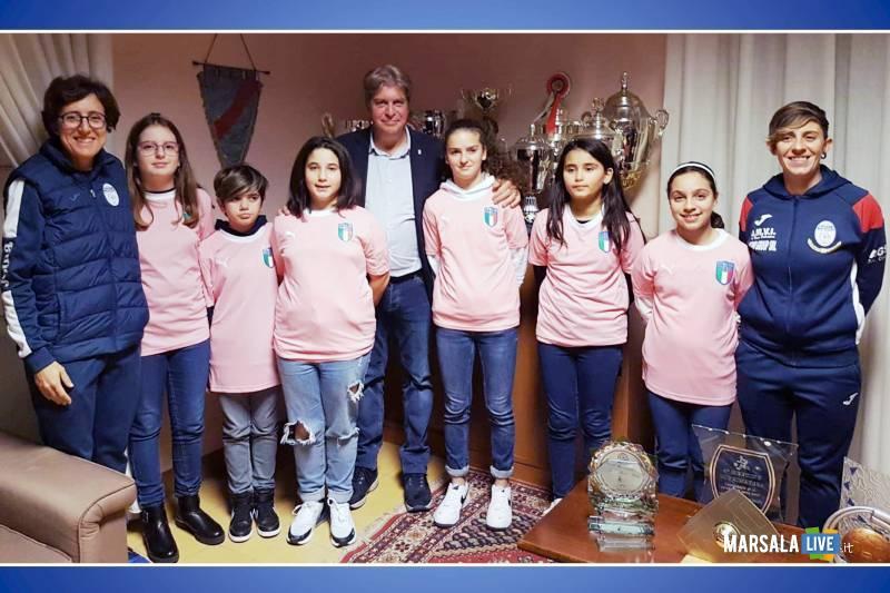 calcio femminile marsala, premi figc