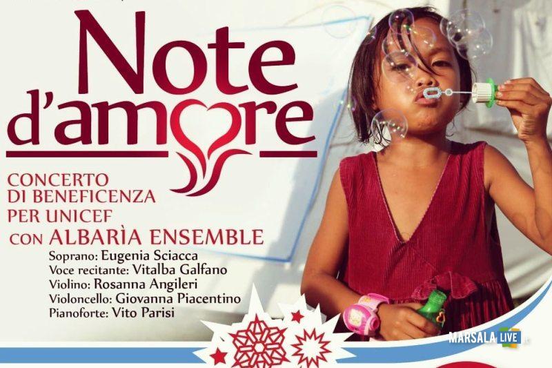 concerto di beneficenza Unicef Note d'Amore (2)