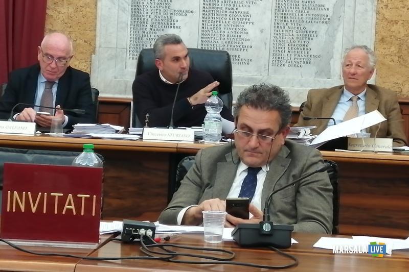 consiglio comunale agostino licari
