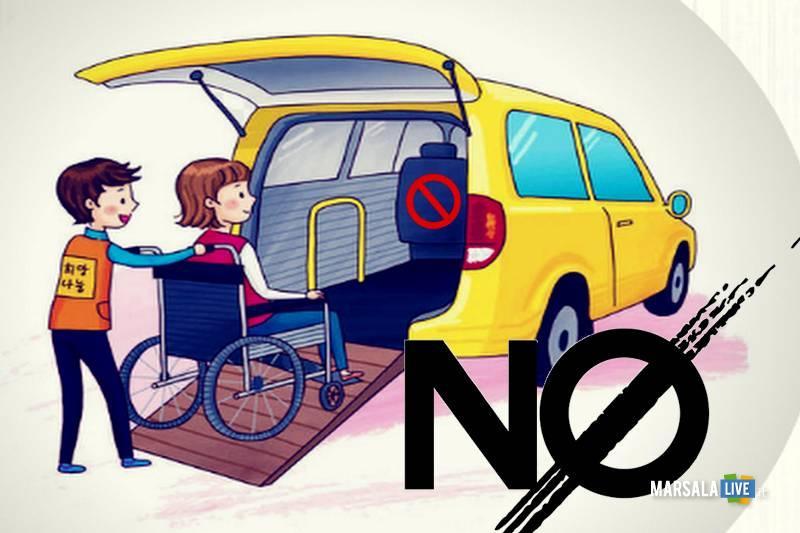 disabili, no