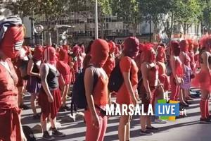 flash mob Valparaiso Cile