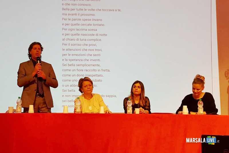 incontro sulla violenza contro le donne_intervento sindaco castiglione 27.11.2019