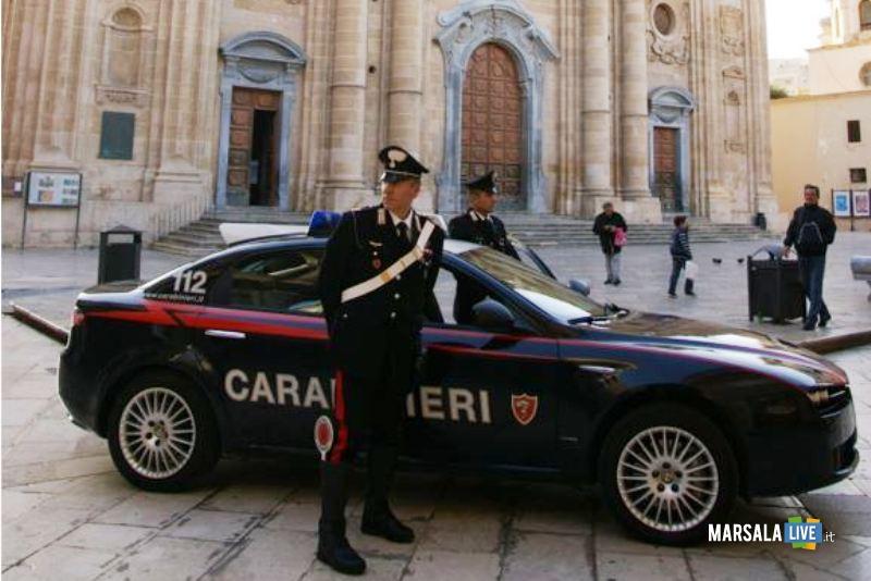 norm marsala, carabinieri