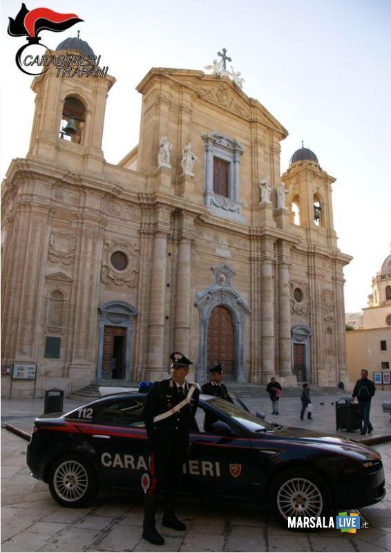 norm marsala carabinieri