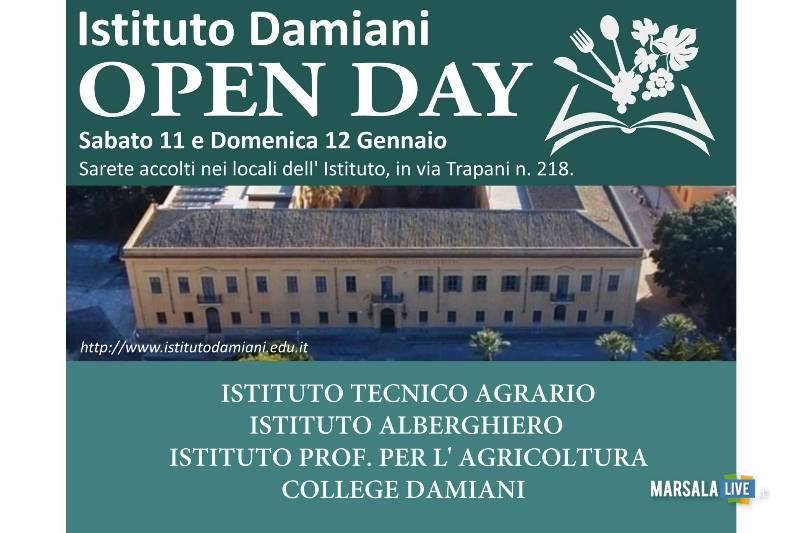 Alberghiero-Agrario-Professionale agricoltura, Open Day Marsala
