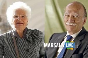 Alfredo Belli Paci e Liliana Segre
