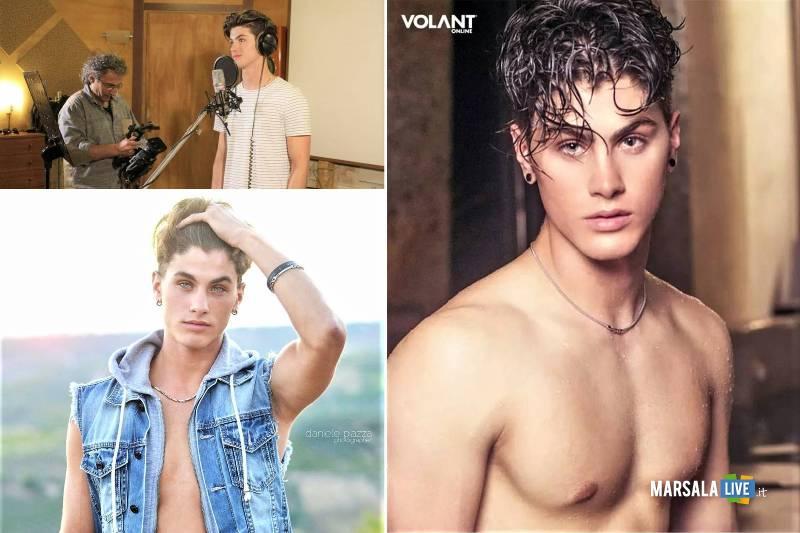 Il più bello d'Italia, il giovane Filippo Gargano.