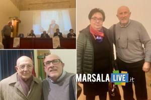 Marsala, Gaspare Barraco, seminario con Cassese e vedova De Mauro