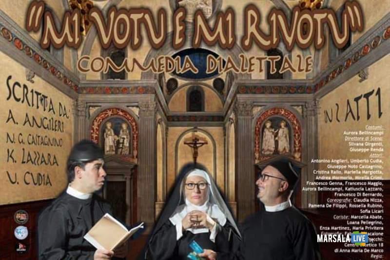 Mi votu e mi rivotu, Teatro Impero Marsala, Regalati un Sorriso (1)