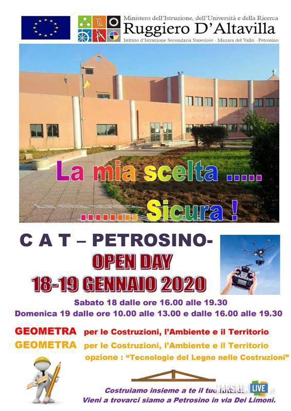 Open Day, Cat di Petrosino (1)