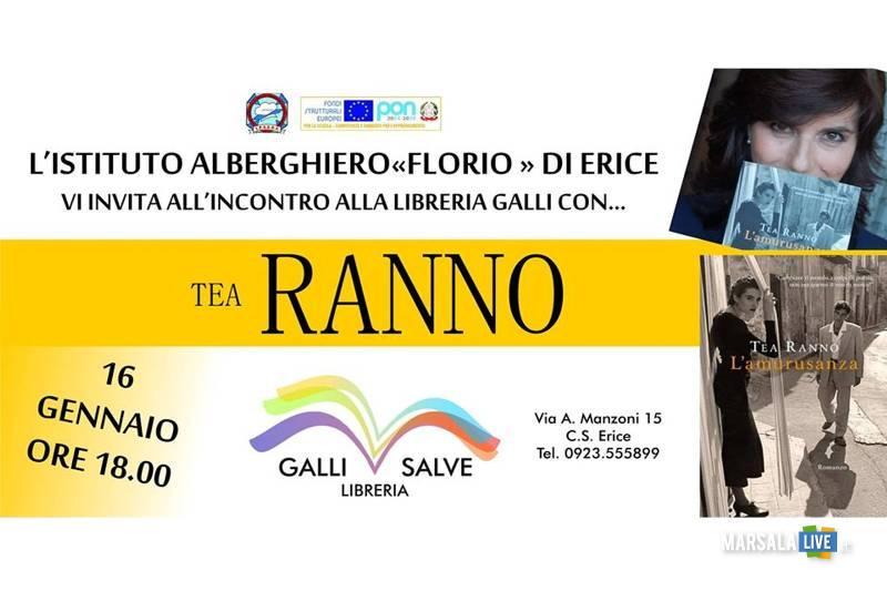 Tea Ranno all_Alberghiero presenta L'Amurusanza