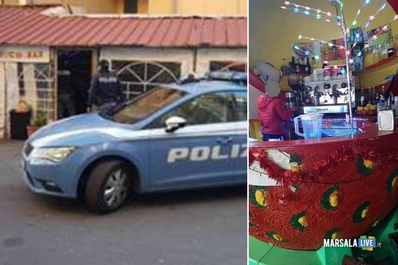 catania bar polizia. bambini
