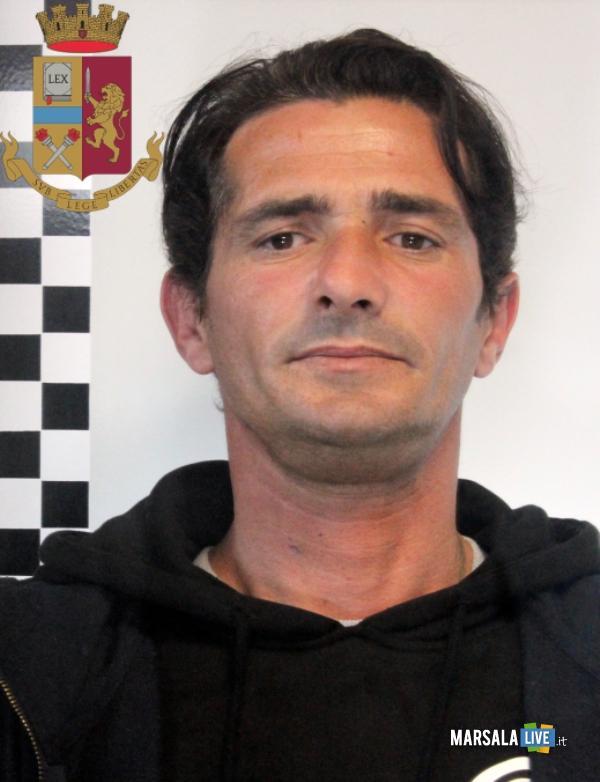 droga-Davide Genna-polizia-arresta-marsalese