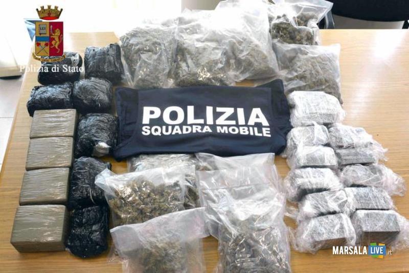 droga, giallo sicilia corpi spiagge, polizia