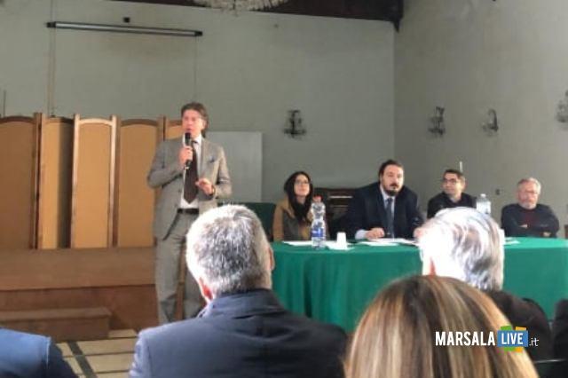 intervento sindaco Castiglione consiglio comunale ospedale Castelvetrano_circolo gioventù 11.01.2020