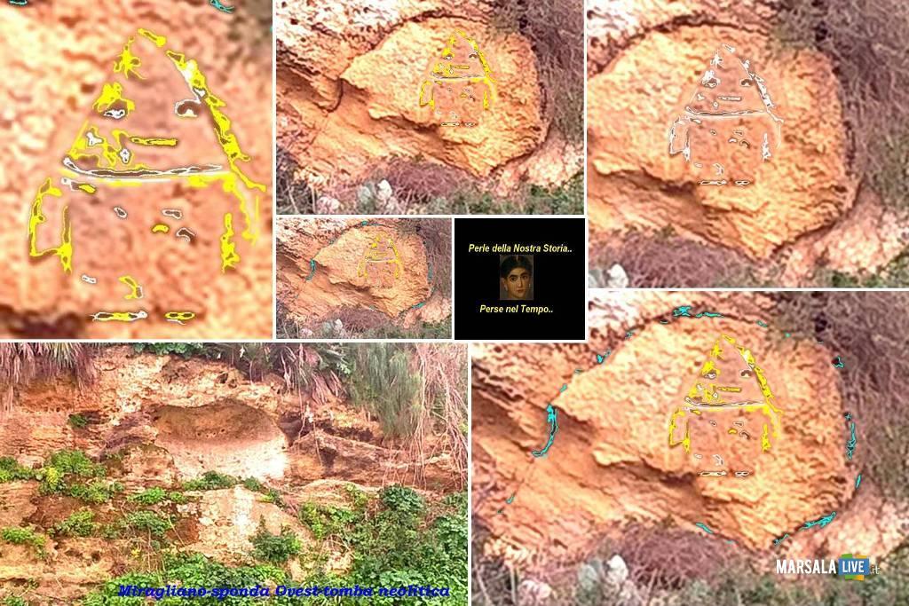 sito archeologico di Miragliano, mazara del Vallo extra terrestre