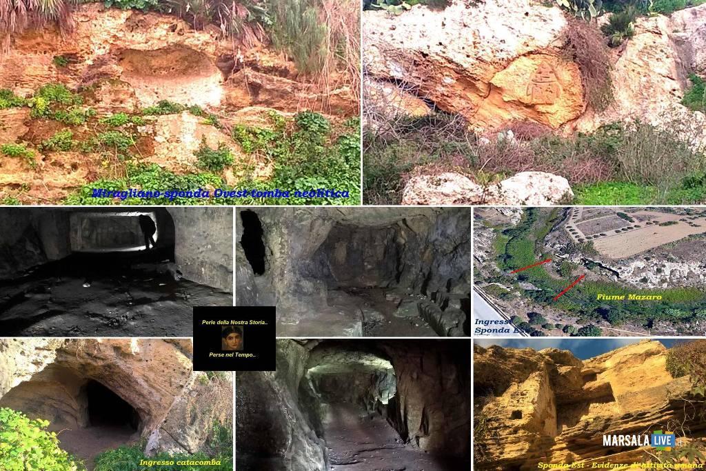 sito archeologico di Miragliano, mazara del Vallo