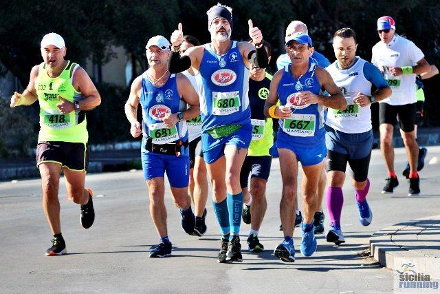 - Atl. - Sebastiano e Demetrio Rizzo e Gianpaolo Graffeo alla maratonina di Sant'Agata di Militello