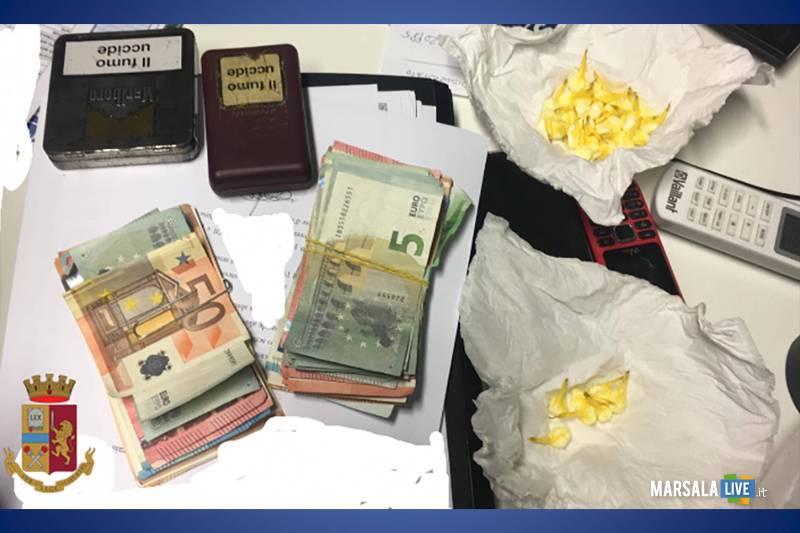 COPPOLA Pasquale, droga cocaina alcamo 2020