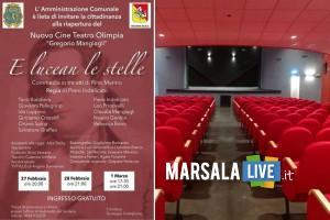 Campobello, inaugurazione nuovo cinema Olimpia