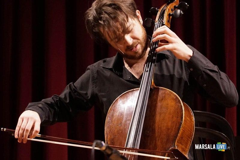 De culpa sonoris, con Michele Marco Rossi al violoncello