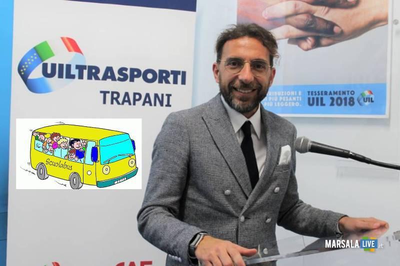 Giuseppe Tumbarello, uil autobus